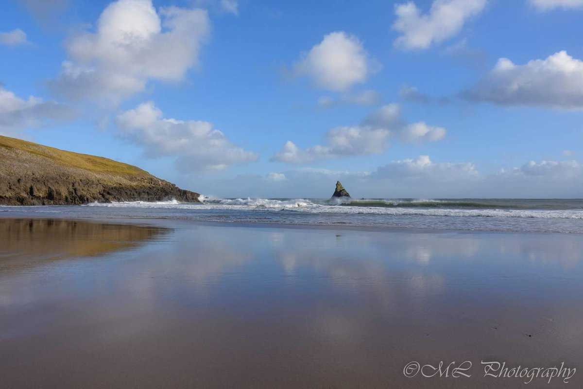 Broadhaven+South%2c+Pembrokeshire+-+A+Welsh+Gem!