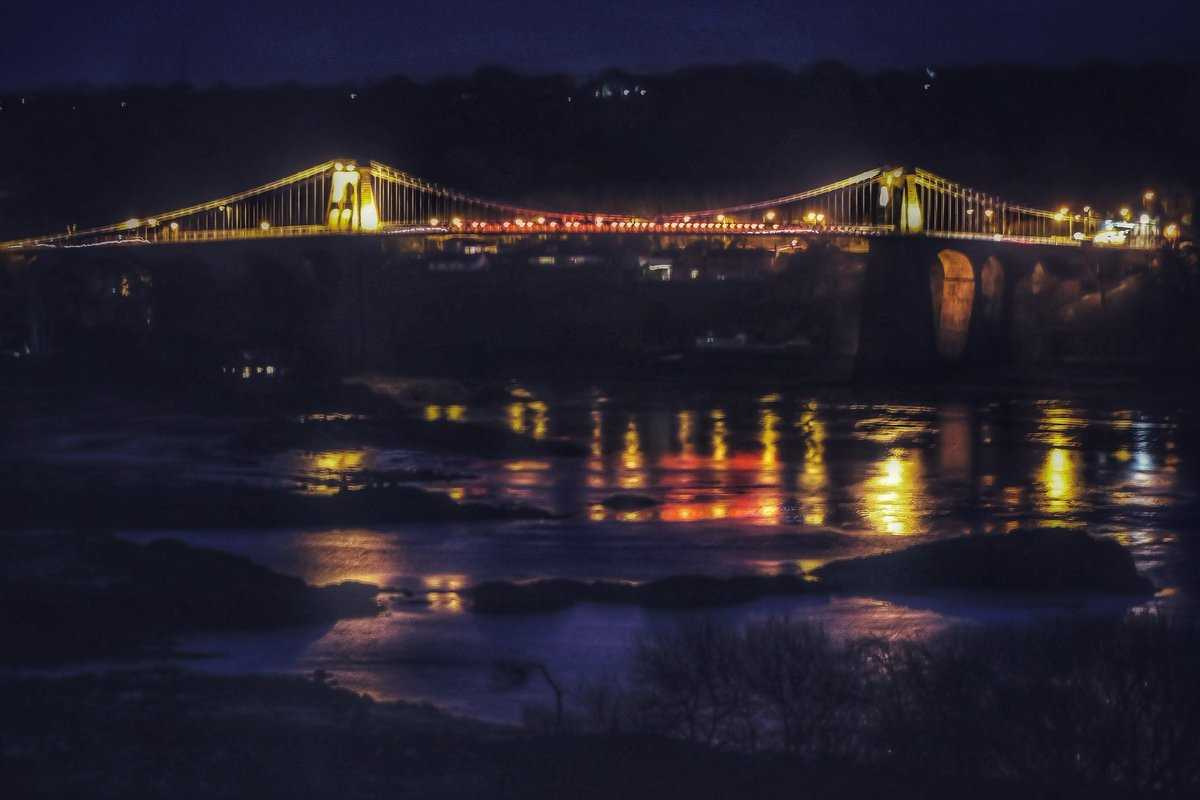 Stunning night photography across Wales